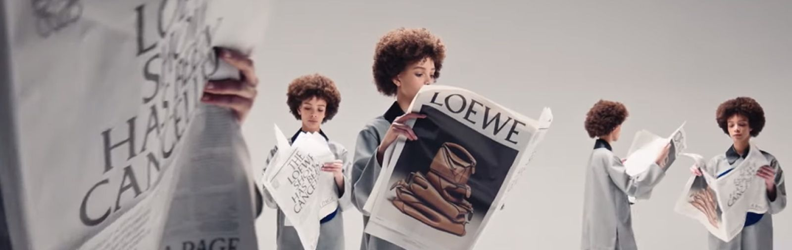 Loewe FW 2021 collection_A Show in The News_RRSS