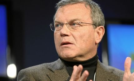 DAVOS/SWITZERLAND, 28JAN10 - Sir Martin Sorrell, Group Chief Executive, WPP Plc, United Kingdom captured during the session 'Will India Meet Global Expectations?' at the Congress Centre at the Annual Meeting 2010 of the World Economic Forum in Davos, Switzerland, January 28, 2010. Copyright by World Economic Forum swiss-image.ch/Photo by Sebastian Derungs