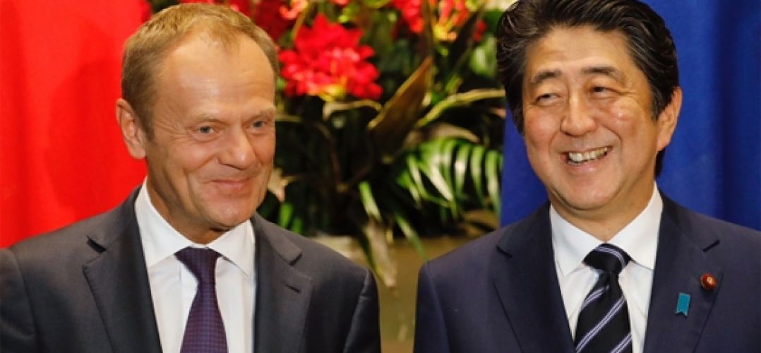 Eu Parliament Approves Landmark Free Trade Agreement With Japan