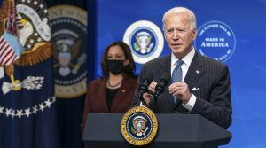 Biden-Harris administration, to support temporary waiver on intellectual property rights for COVID-19 vaccines