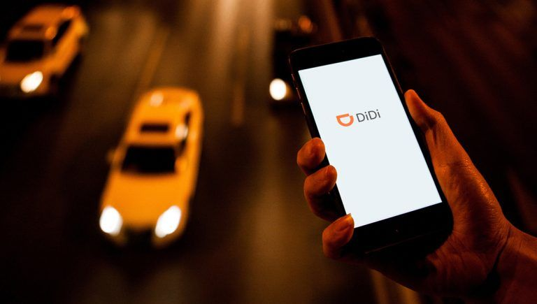 DiDi ride app, suspended in China four days after Nasdaq IPO