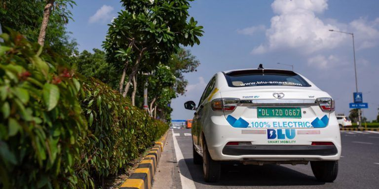 BP leads $25 million investment round in BluSmart, Indian EV ride-hailing and charging startup