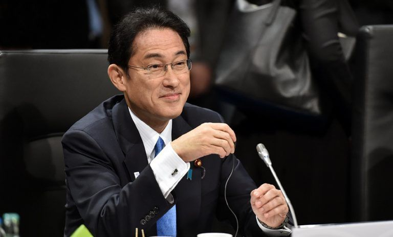 Japan.- New PM Fumio Kishida commited to rise the female quota in his Cabinet